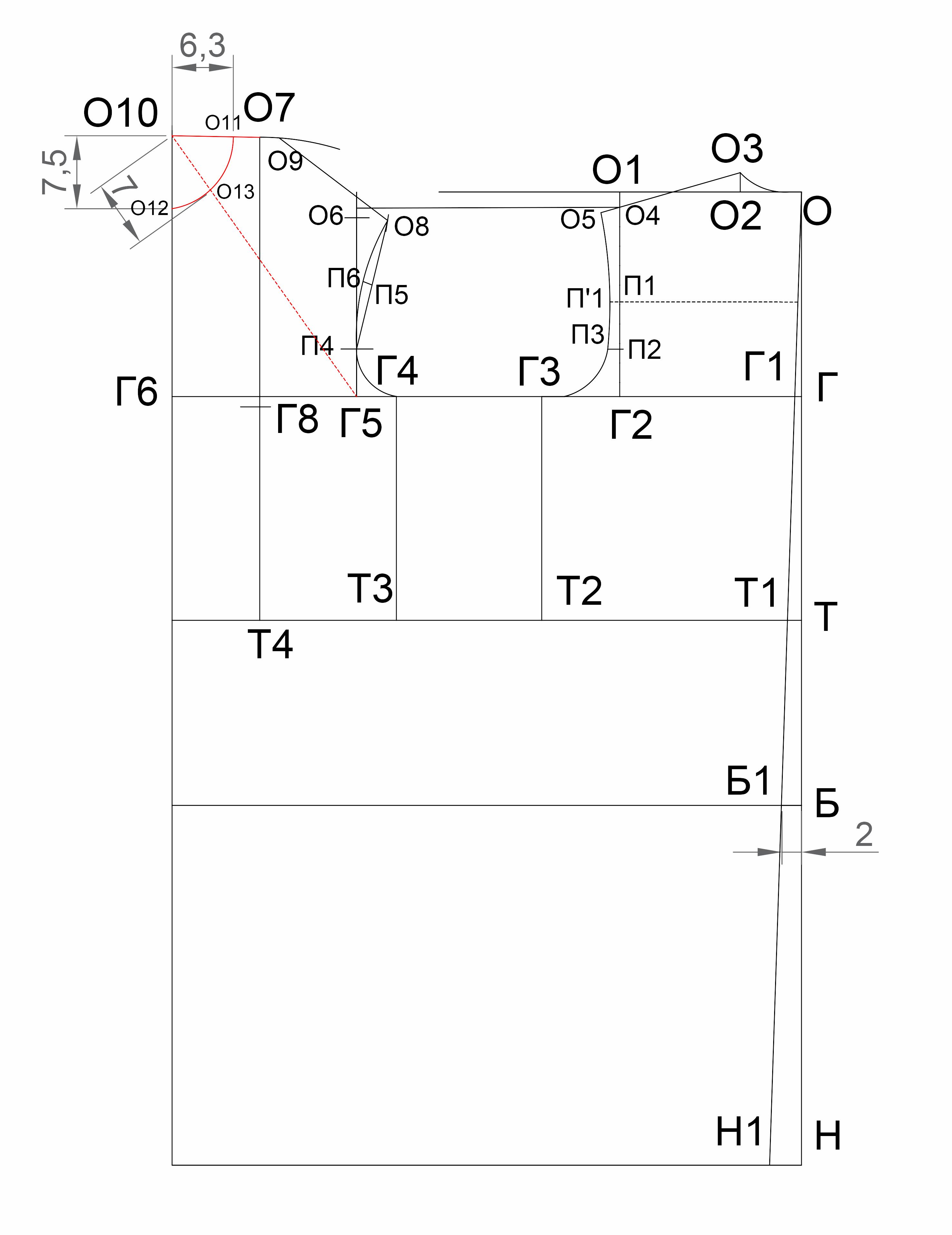 5f28188a59f Как построить выкройку основу платья. Подборка видео по ...