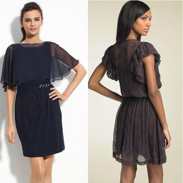f5947ad8ebba995 Летящие платья в пол из шифона. Платья из шифона в пол – символ  женственности и стиля.